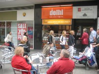 The Delhi Coffee Bar – Birmingham