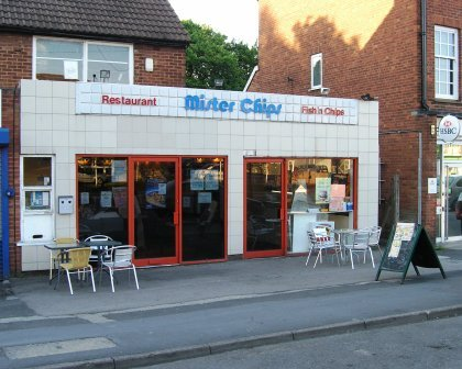 Mr Chips – Rubery, Birmingham