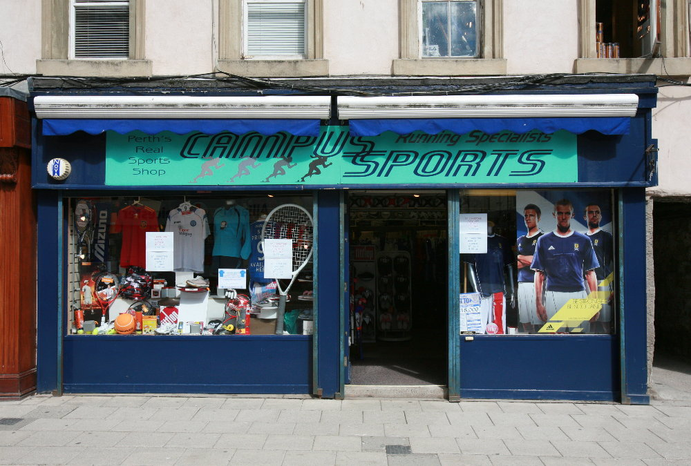 Campus Sports – Perth, Scotland