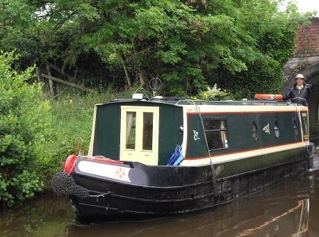 Bettisfield Boats, Shropshire