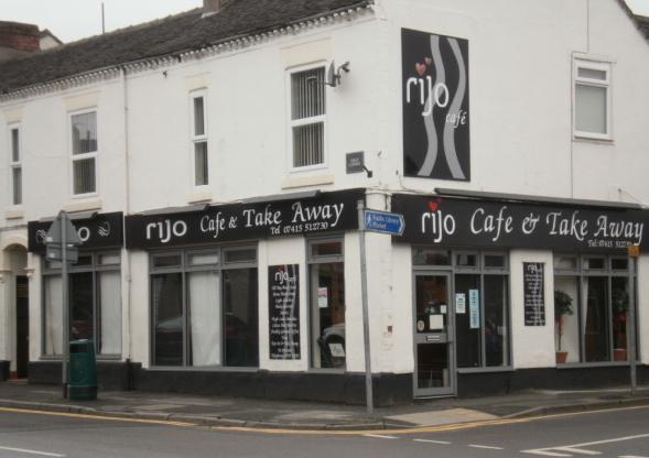 Rijo Cafe, Biddulph, Staffs