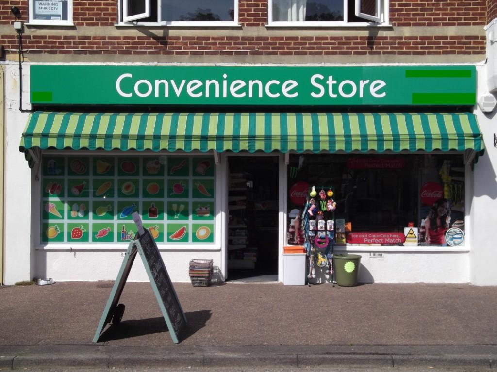 Convenience Store, Southbourne, Dorset