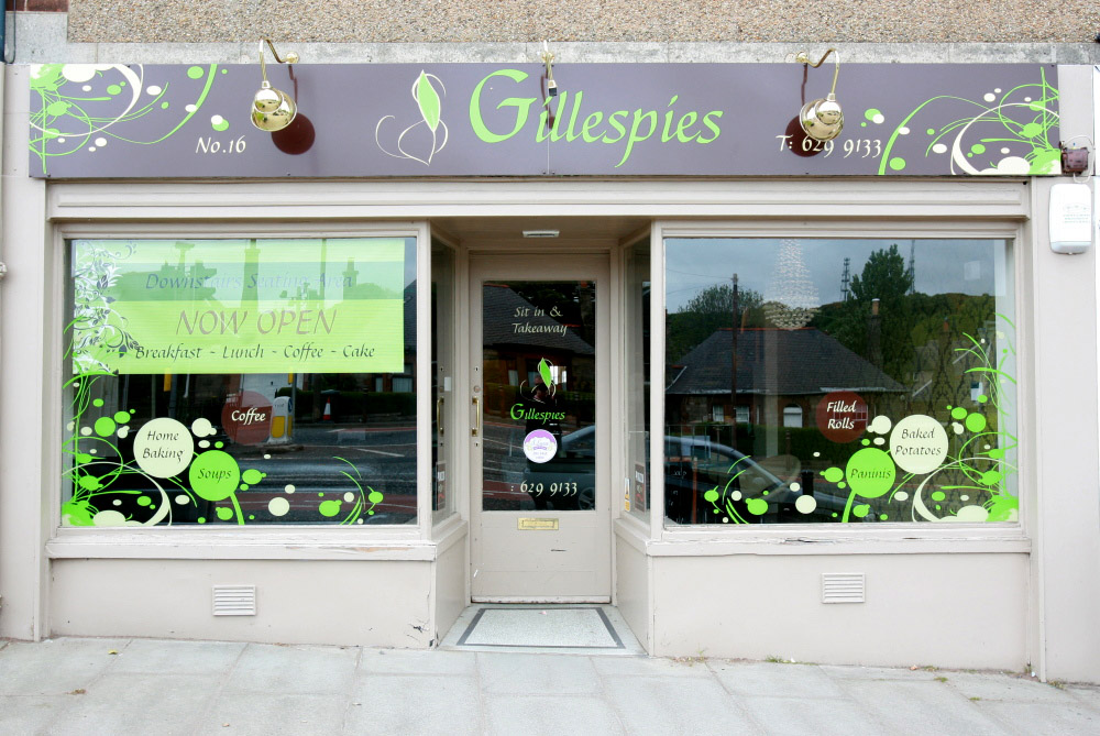 Gillespies Cafe – Edinburgh, Scotland