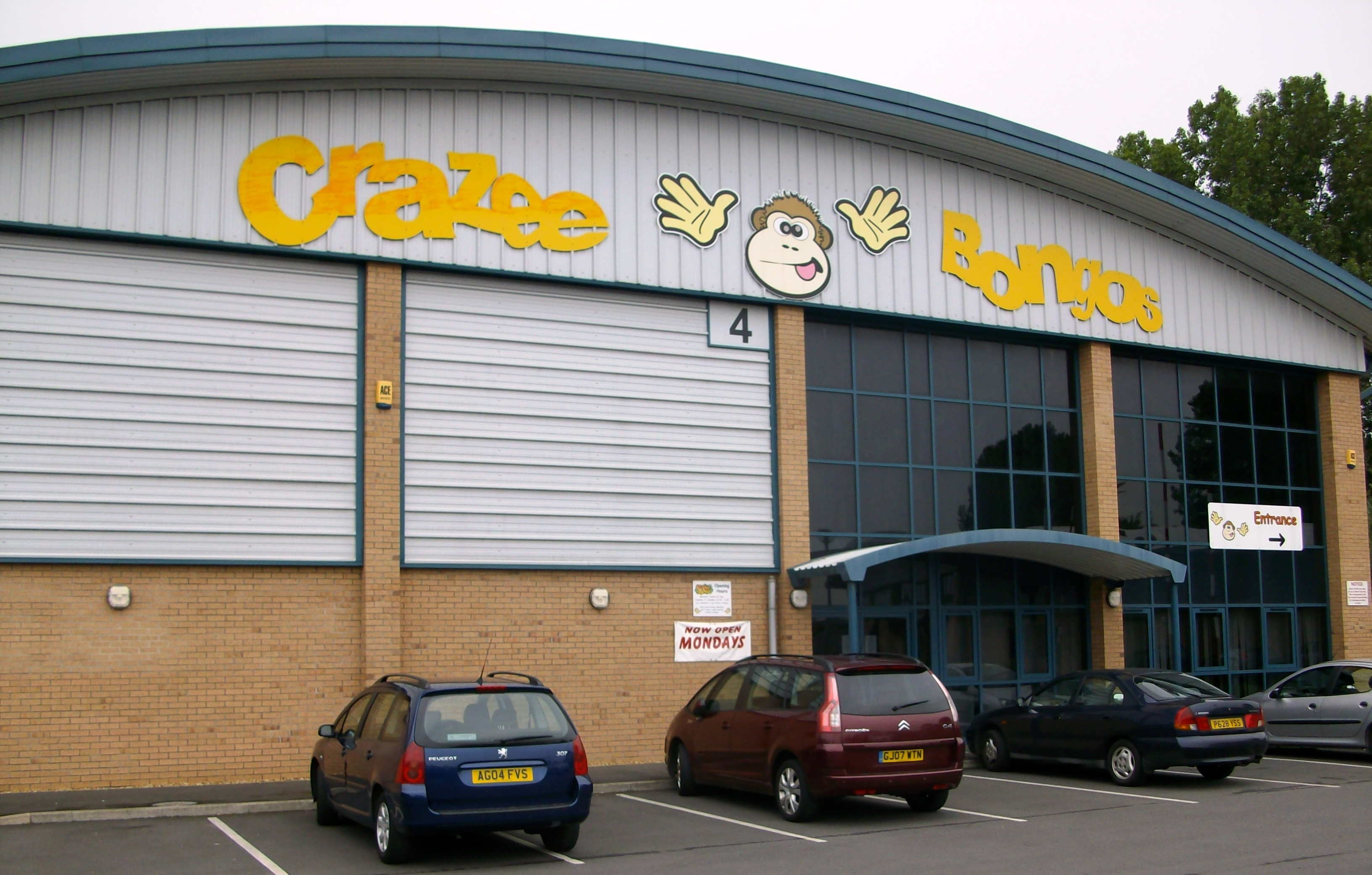 Crazee Bongo Childrens Play Centre Lincolnshire