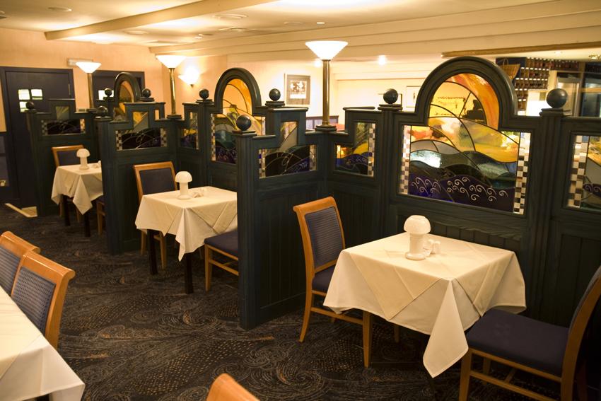 Costs'a Greek Restaurant, Glasgow, Scotland