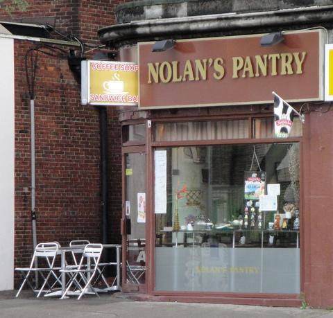 Nolan's Pantry, Swiss Cottage – London