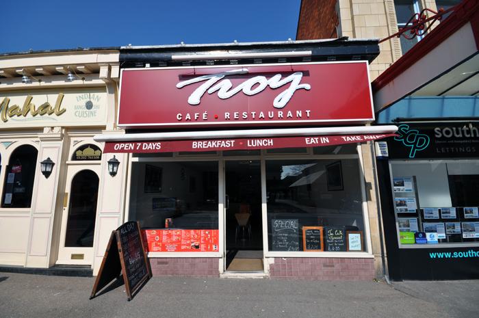 Troy Cafe – Bournemouth