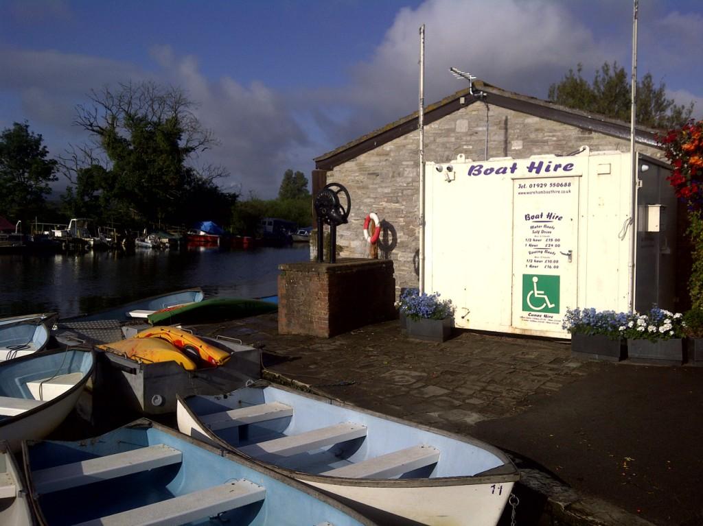 Popular Dorset Boat Hire Business