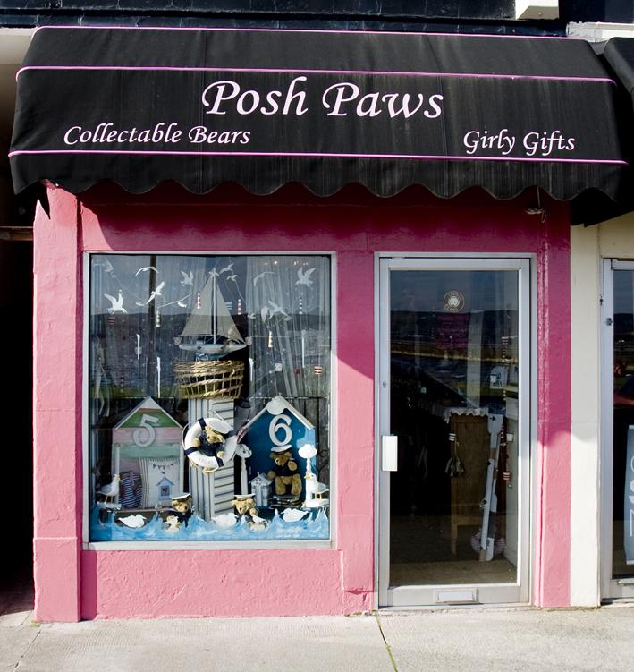 Posh Paws – Helensburgh, Scotland