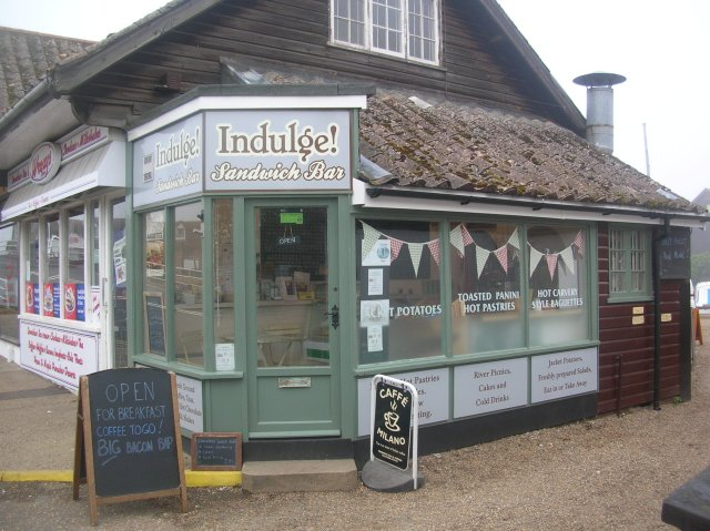 Indulge Wroxham Norfolk