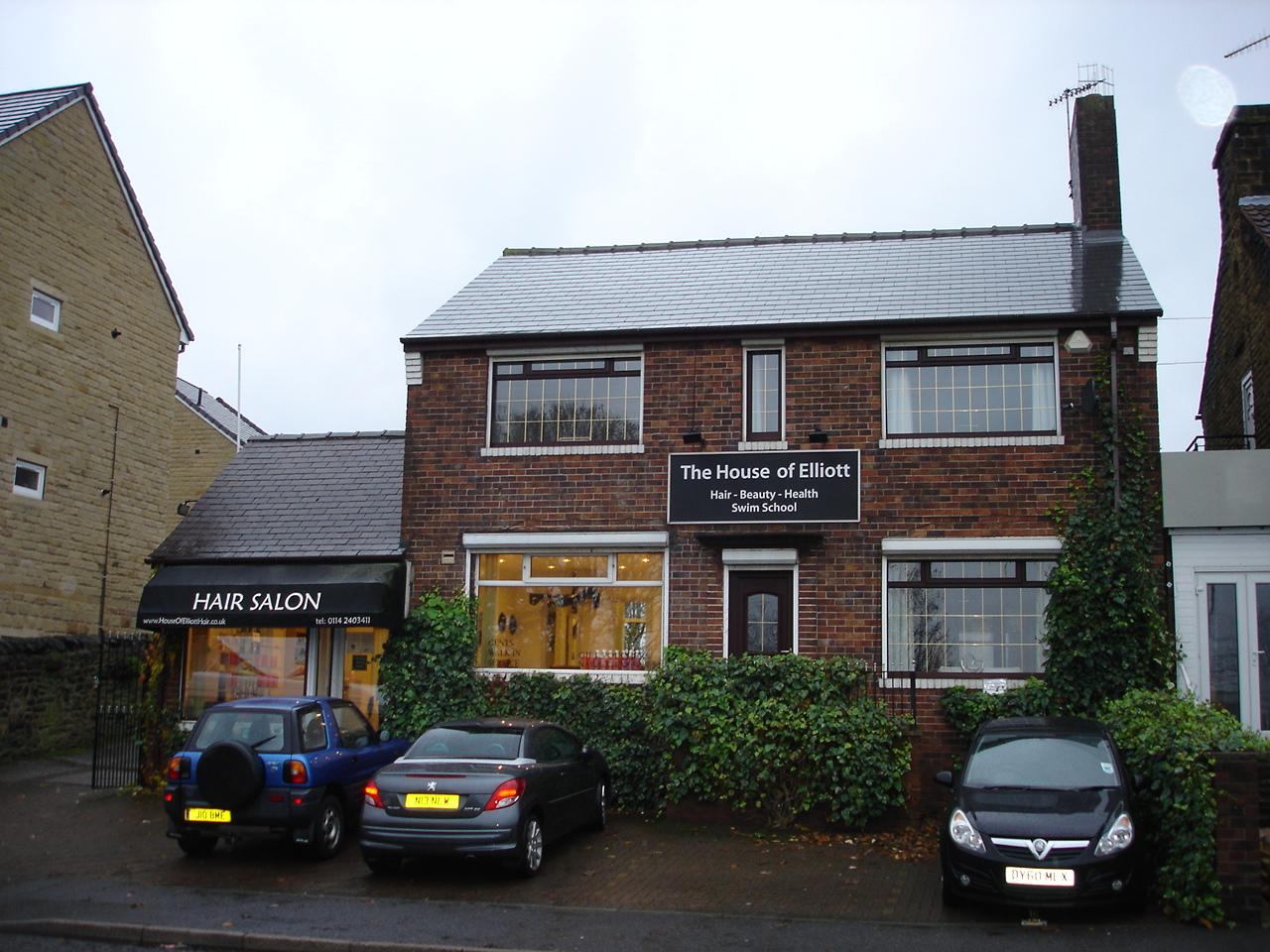 The House Of Elliott, Sheffield.