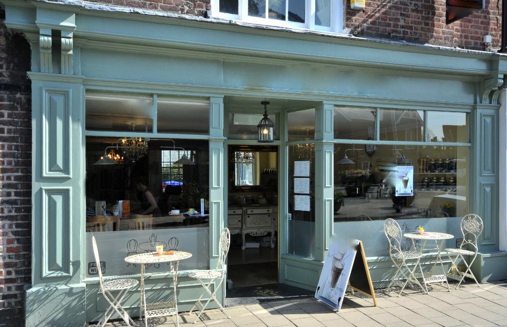 Orange Coffee House, Knutsford, Cheshire