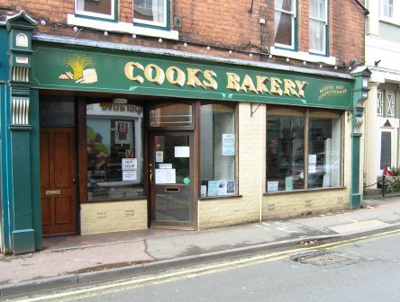 Cooks Bakery – Worcestershire