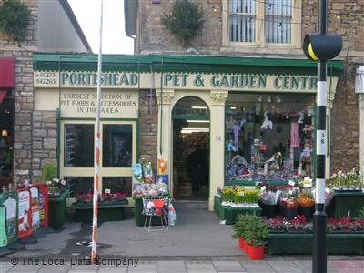 Portishead Pet & Garden Centre, Portishead