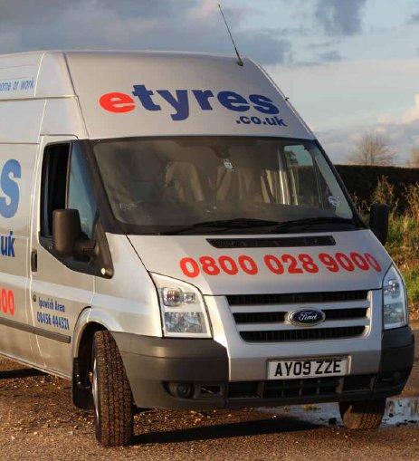 eTyres Ipswich Franchise Re Sale