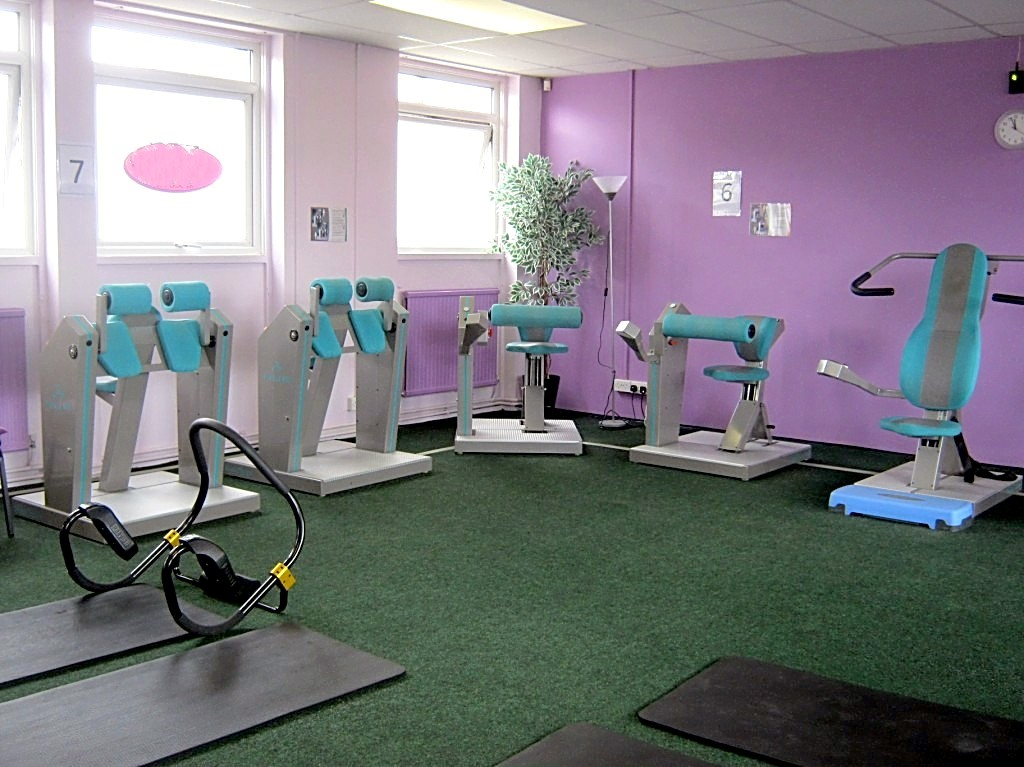 Ladies Only Gym – Winchester
