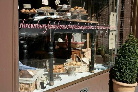 Shrewsbury Bakehouse, Shrewsbury