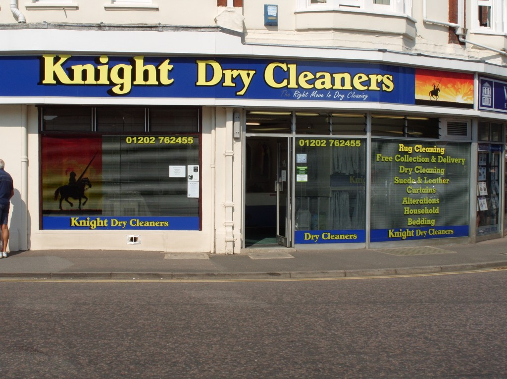 Knight Dry Cleaners, Bournemouth