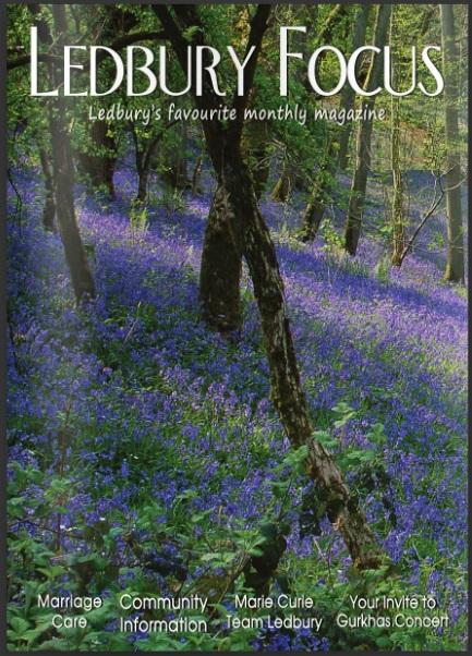 Ledbury Focus Community Magazine, Herefordshire