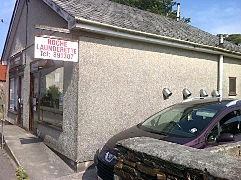 Roche Launderette, Cornwall