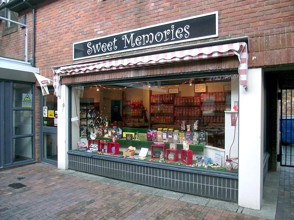 Sweet Memories, Wimborne Minster, Dorset
