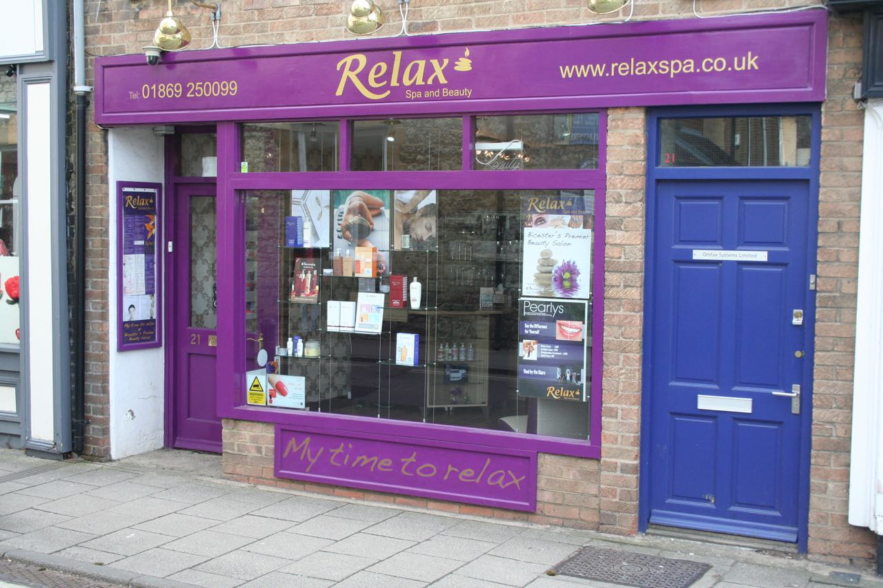 Relax Spa & Beauty, Bicester