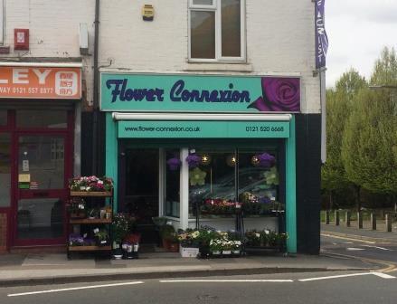 Flower Connexion, Tipton, Dudley.