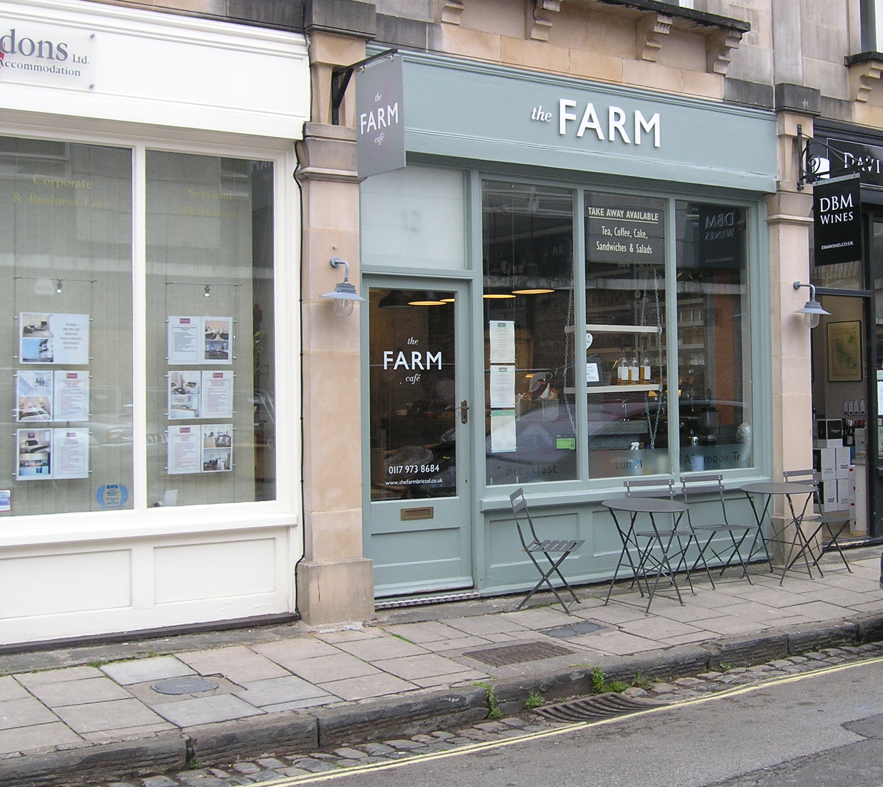 The Farm, Clifton Village, Bristol