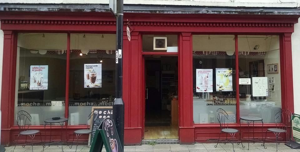 Mocha Coffee Bar, Burton on Trent