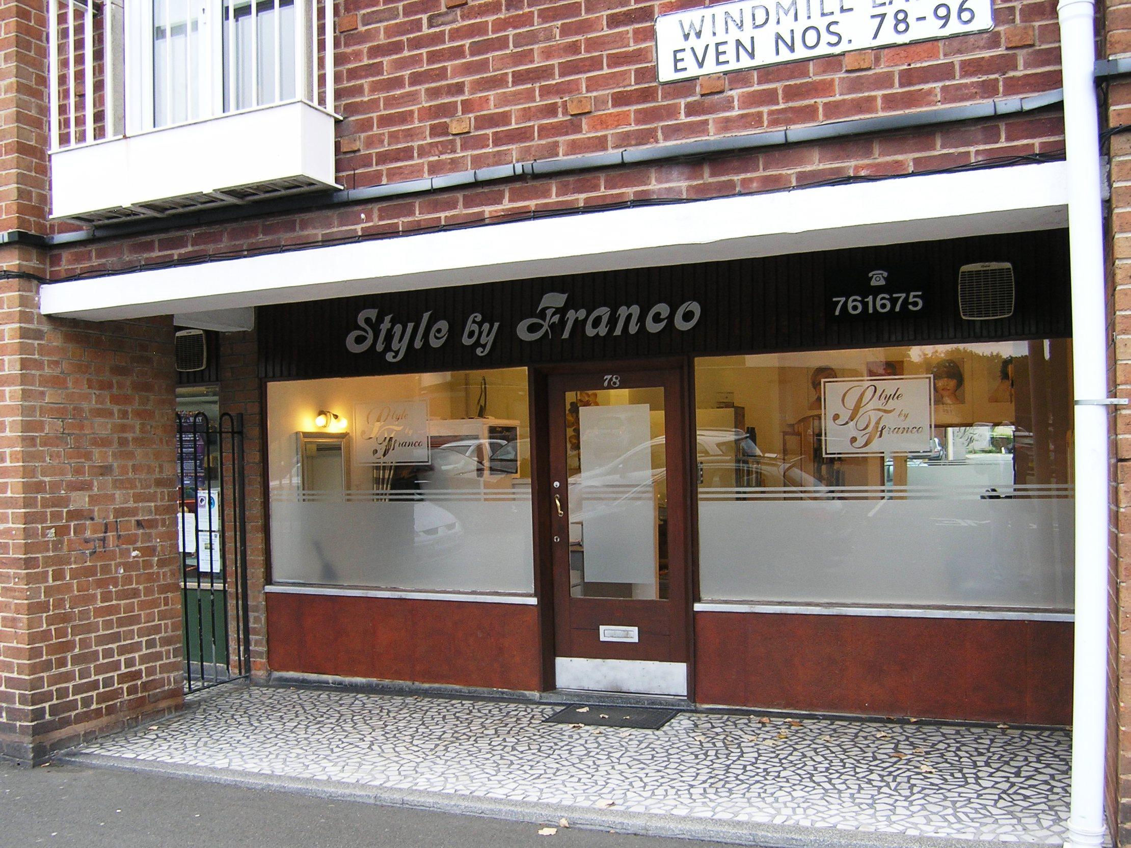 Style by Franco Hair Salon, Wolverhampton