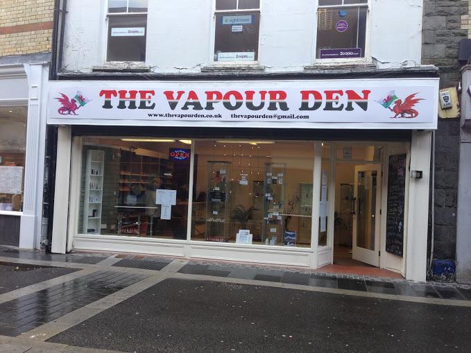 The Vapour Den Aberdare & The Vapour Den, Pontypridd