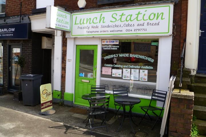 Lunch Station, Sheffield
