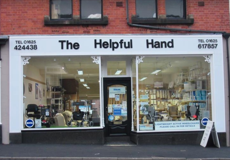 The Helpful Hand, Macclesfield