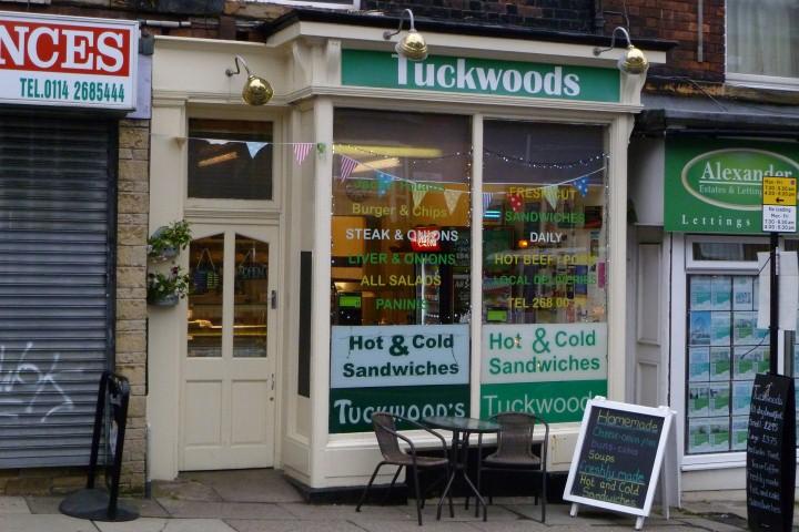 Tuckwoods, Sheffield