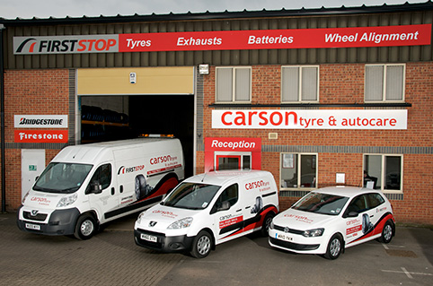 Carson Tyre and Autocare, Melksham