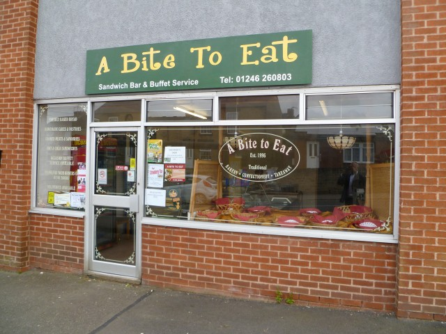 A Bite To Eat, Chesterfield