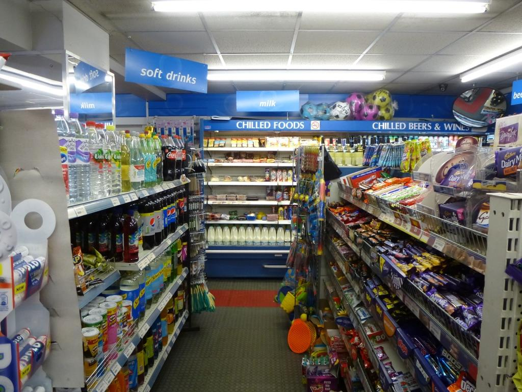 Ashby Road Stores, Coalville, Leicestershire