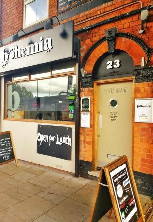 Bohemia Bistro & Wine Bar, Birmingham