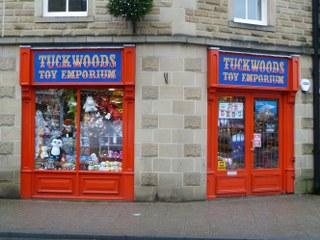 Tuckwoods Toy Emporium, Bakewell