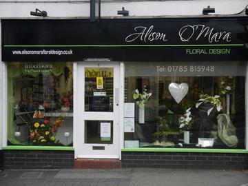 Alison O'Mara Floral Design, Stone, Staffordshire