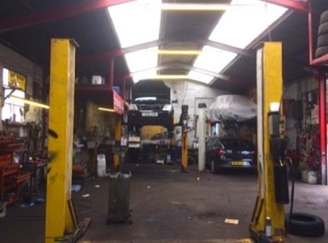 Freehold Very Well Established Service & Repair Garage Pontypool, Gwent