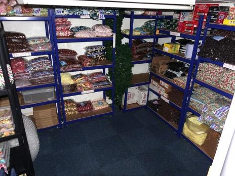 Wonderful Sweet Shop & Confectioners in Popular Coastal Town Sidmouth, Devon