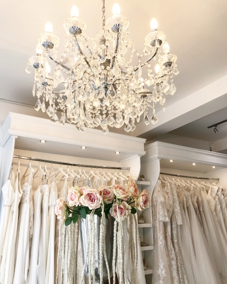 Bespoke Appointment only Bridal Boutique UK