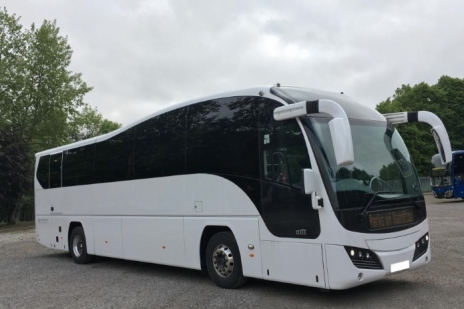 coach hire business for sale in cheshire
