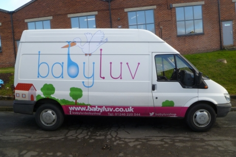 Babycare Retail - Well Known Business in Outstanding Location Chesterfield, Derbyshire