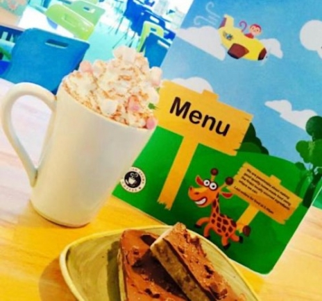 High Quality Children's Soft Play Facility & Eatery Inverness-shire