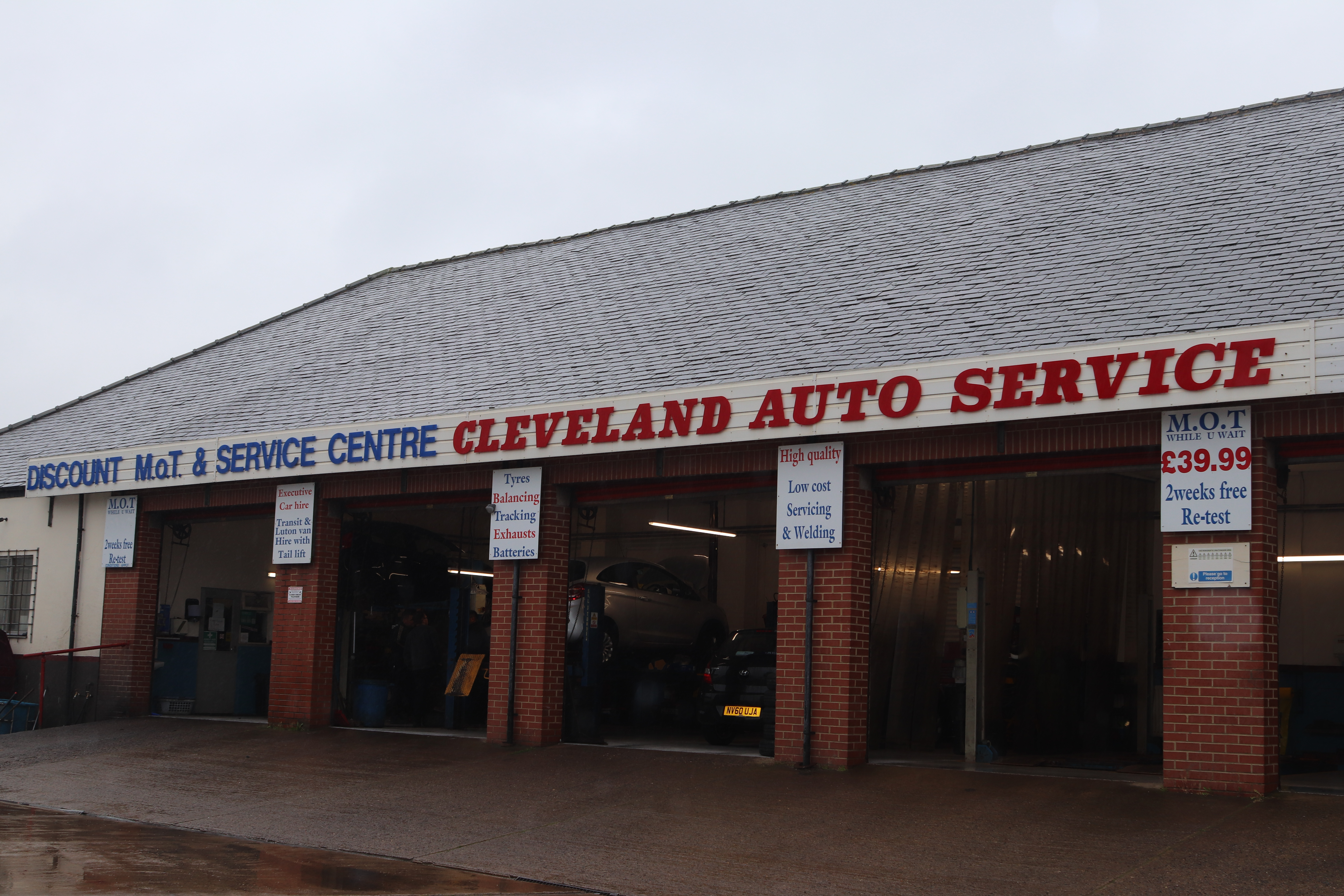 Cleveland Autos Services and Hire Co Ltd Ask £295,000 Middlesbrough