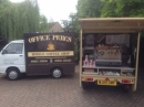 Highly profitable mobile barista and sandwich vans Taunton, Somerset