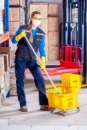 commercial office cleaning business for sale