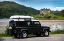 Land Rover Defender Overland Adventure Hire Business UK